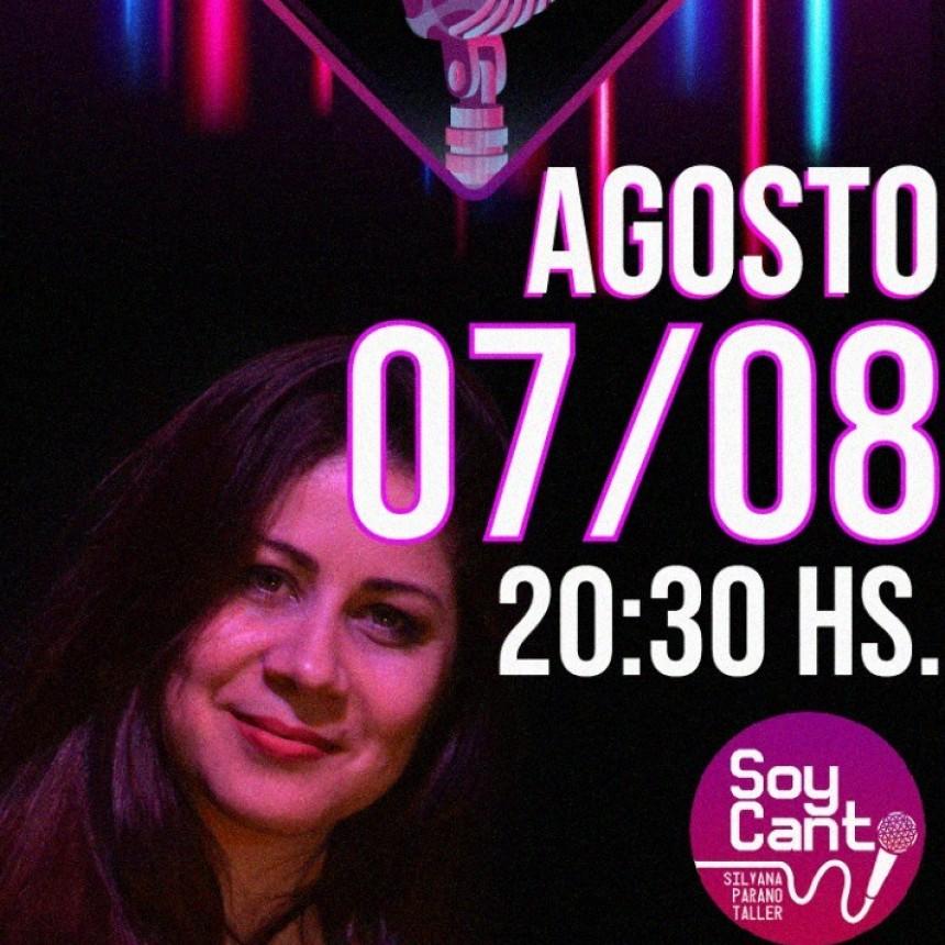 7/8 - AHORA LA ESCENARIO: SOY CANTO