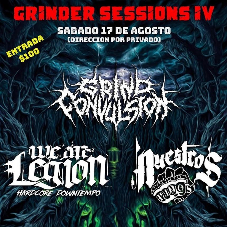 17/8 - Grinder Sessions IV