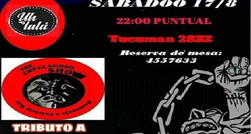 17/8 - Tributo a Redonditos de Ricota