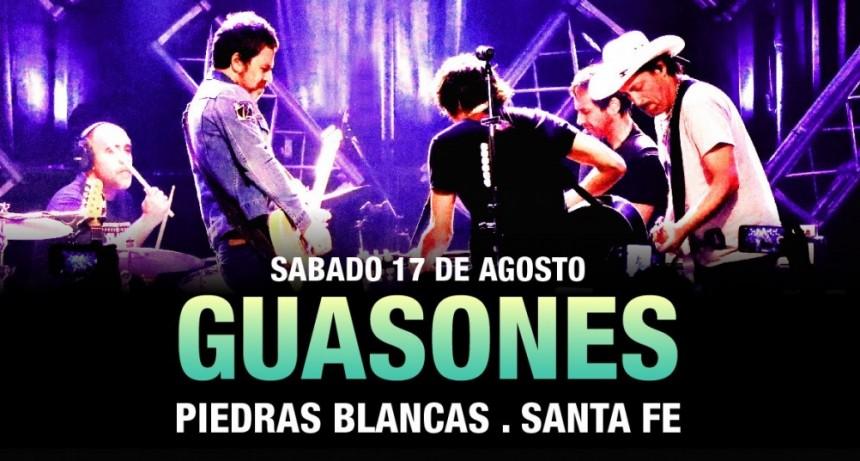 17/8 - Guasones en Santa Fe!