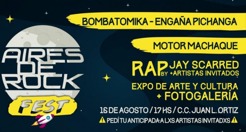 16/8 - Aires de Rock FEST