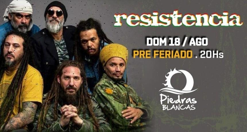 18/8 - Resistencia en Santa Fe!