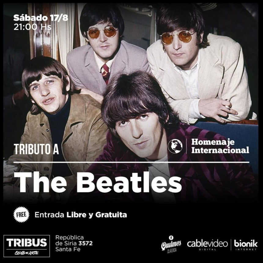 17/8 - Tributo a The Beatles