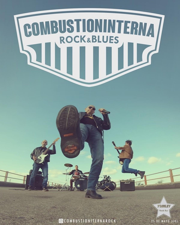 16/8 - COMBUSTION INTERNA en vivo