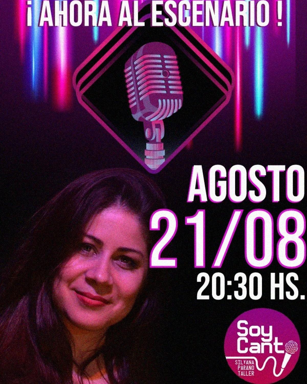 21/8 - Y AHORA AL ESCENARIO