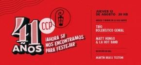 12/8 - Aniversario del CCP