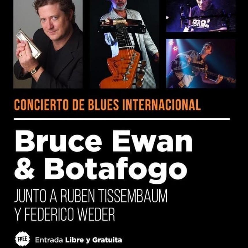 8/9 - Blues internacional en Tribus