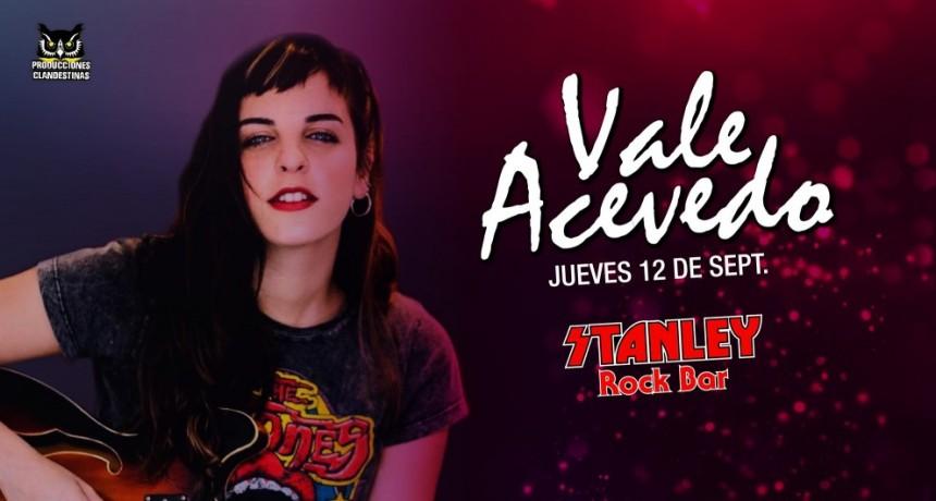 12/9 - Vale Acevedo en Santa Fe!