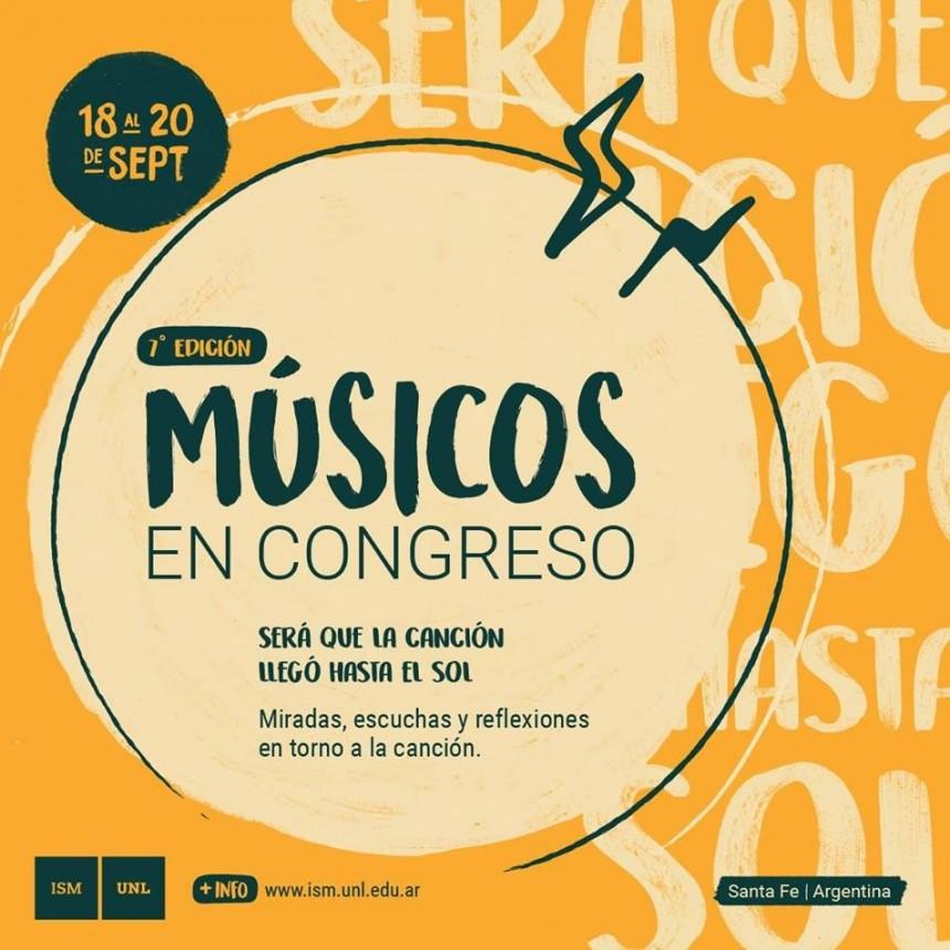 18 al 20/9 - Músicos en Congreso 2019