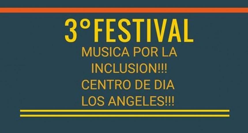 18/9 - Festival de música por la inclusion!