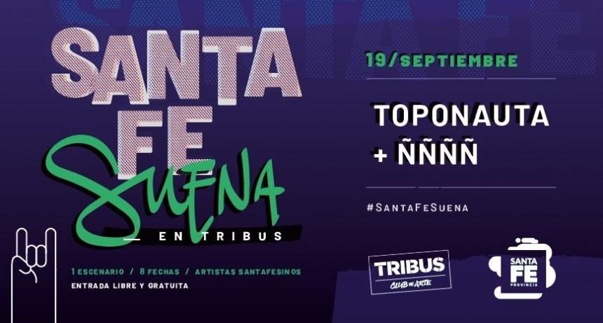 19/9 - SANTA FE SUENA - CICLO DE RECITALES