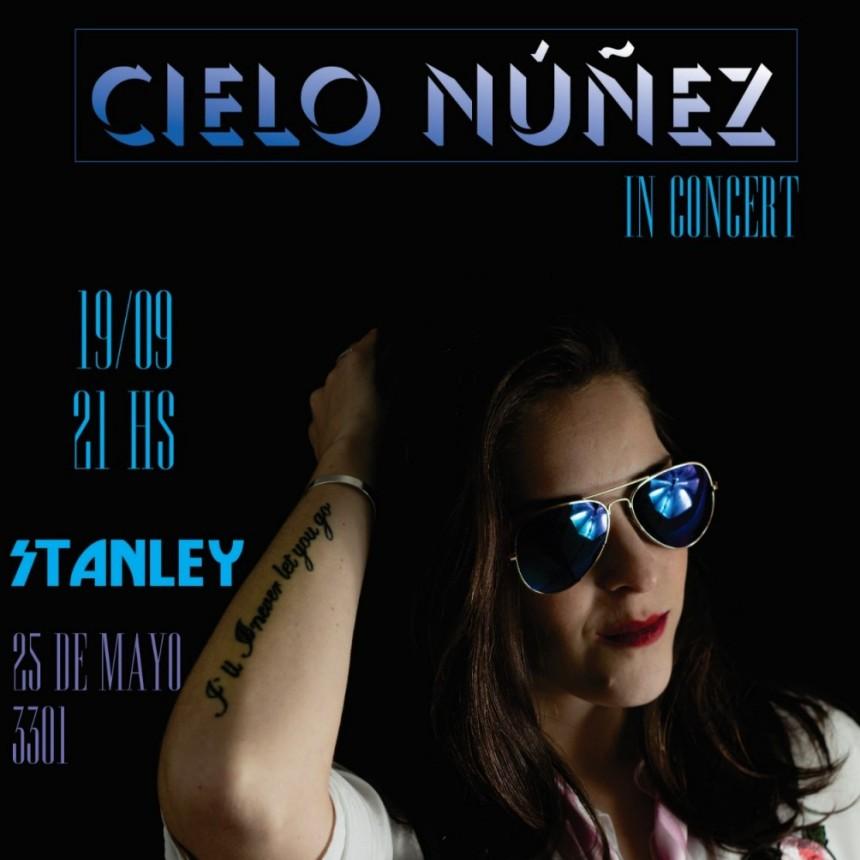19/9 - CIELO NUÑEZ in concert