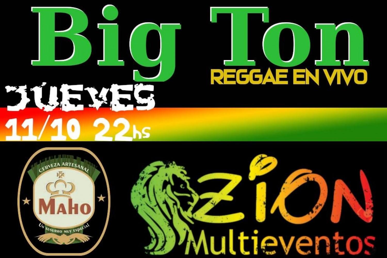 11/10 - Big Ton en Zion