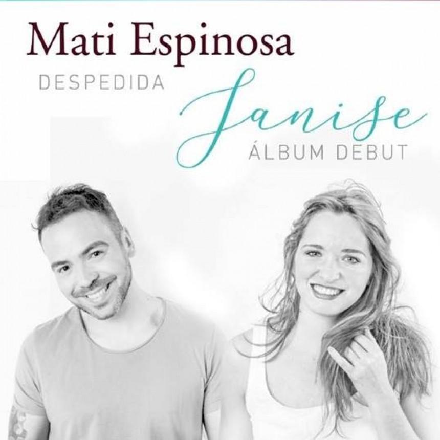 12/10 - Janise presenta su primer disco | Despedida de Mati Espinosa