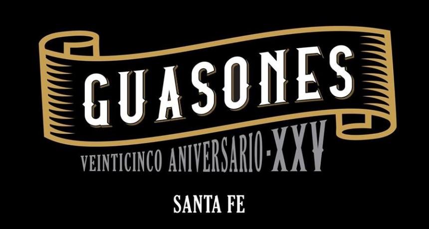 3/11 - Guasones en Santa Fe!