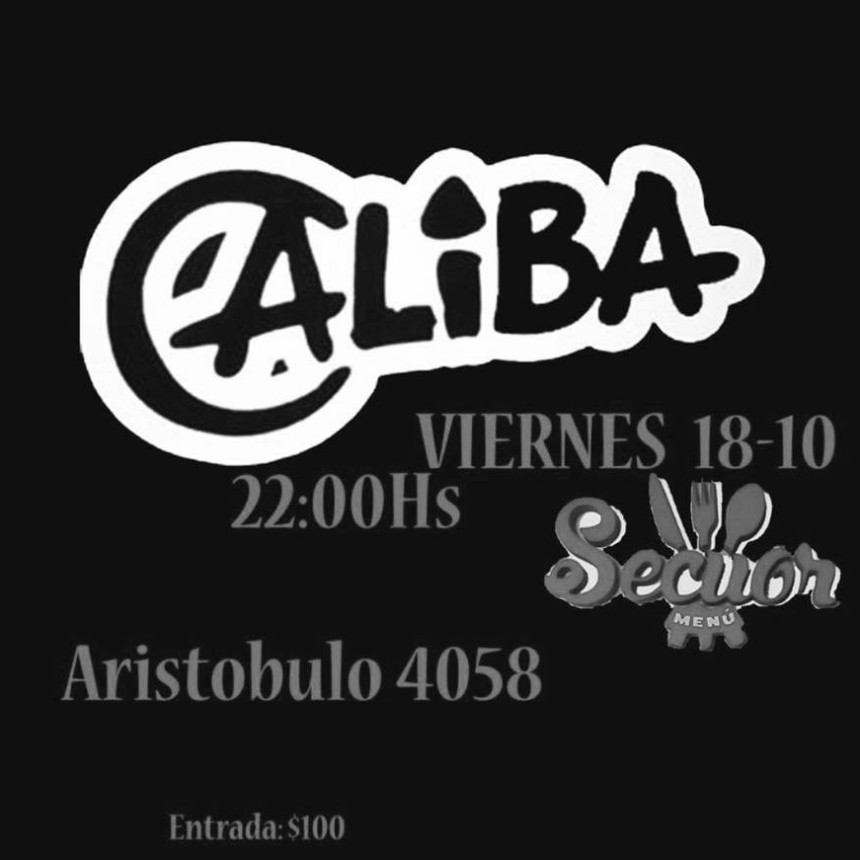 18/10 - CALIBA en Secuor