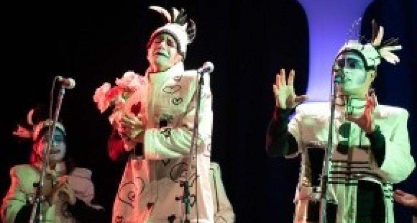 23/10 - La Desbocada en el Teatro Municipal