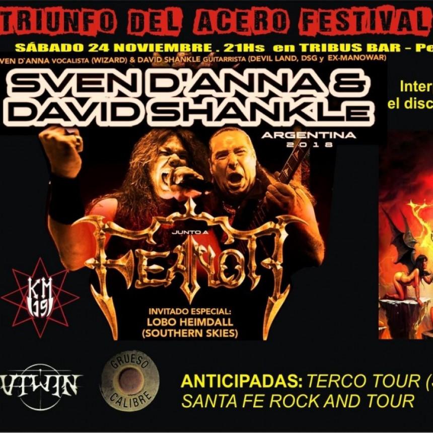 24/11 - Triunfo del Acero festival - Santa Fe