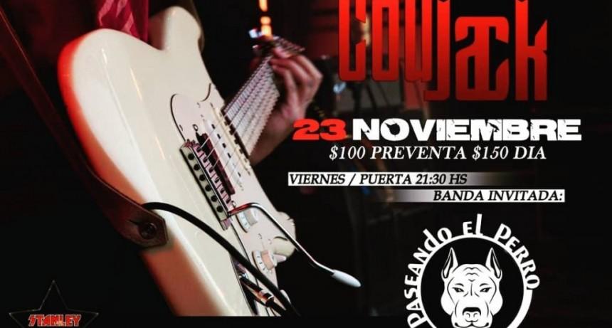 23/11 - COUJACK + PASEANDO EL PERRO en Stanley