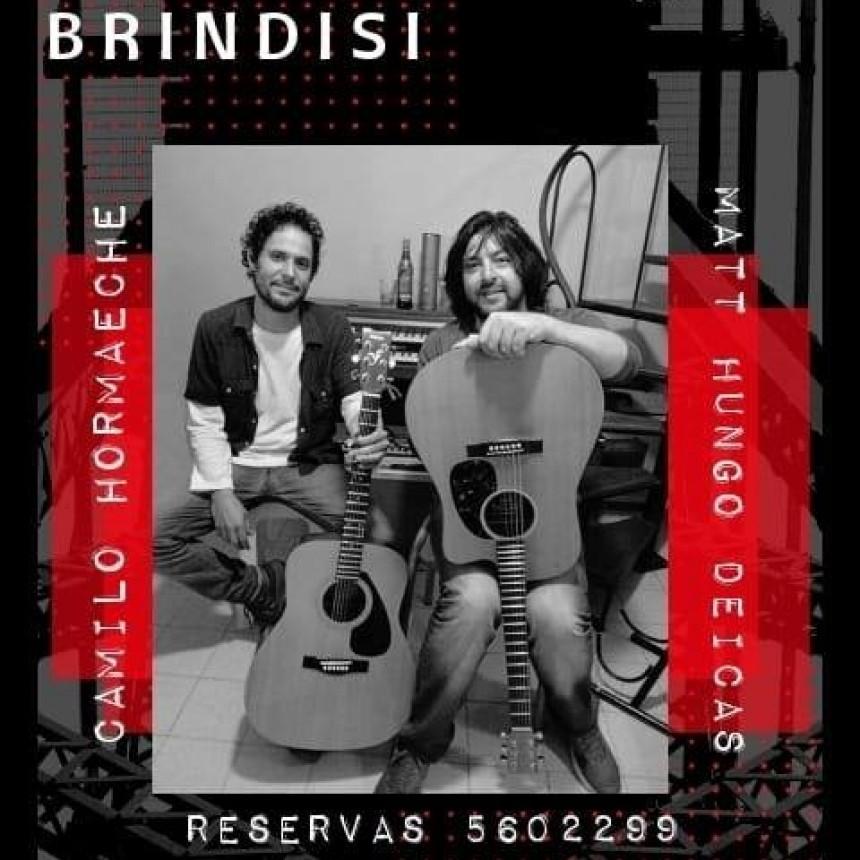 24/11 - BRINDISI en LA RINCONADA