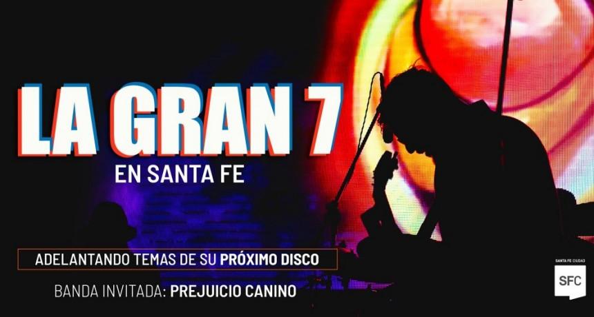 30/11 - LA GRAN 7 en Santa Fe