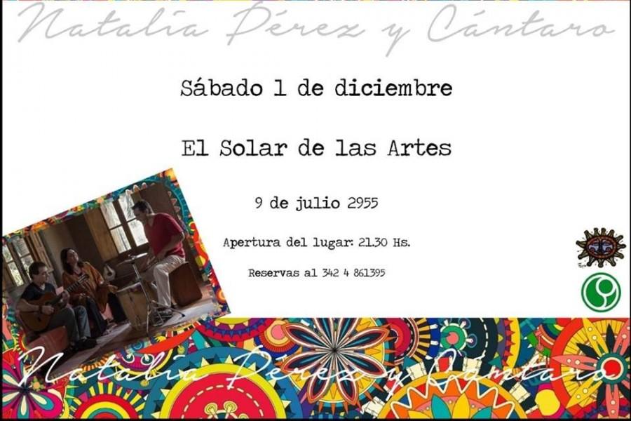 1/12 - Si No Cantara - El Solar de las artes