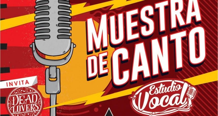 30/11 - Muestra de Canto de Estudio Vocal
