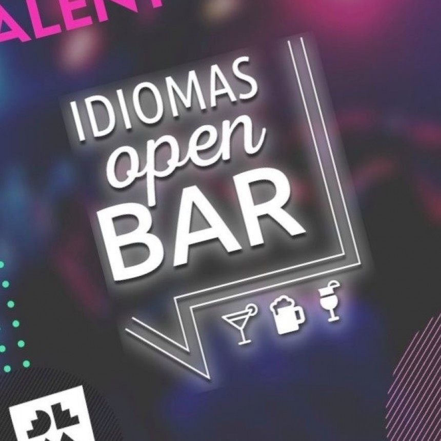 13/11 - Talent SHOW by Idiomas Open Bar