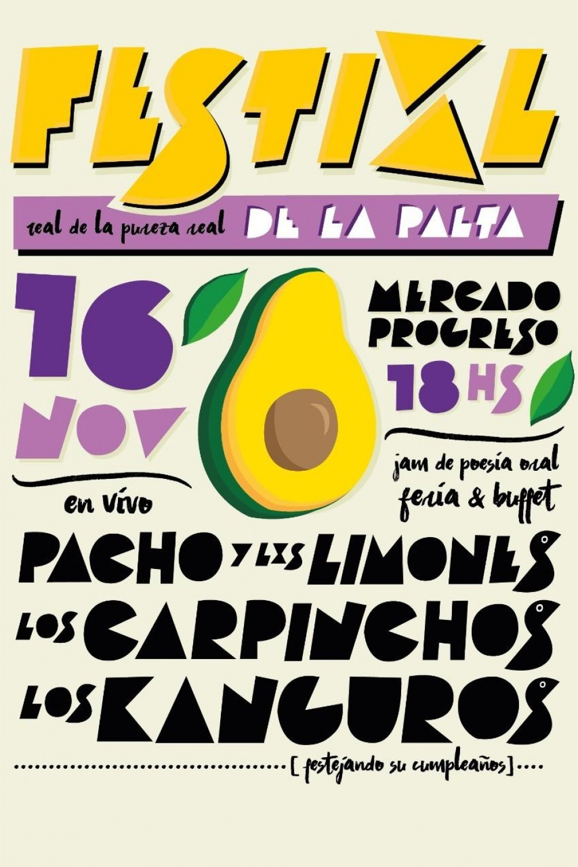 16/11 - FIESTA DE LA PALTA