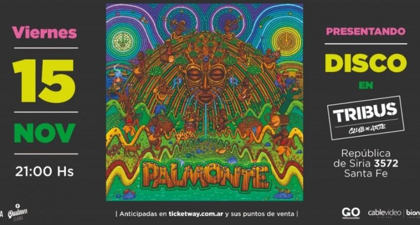 15/11 - Palmonte en vivo