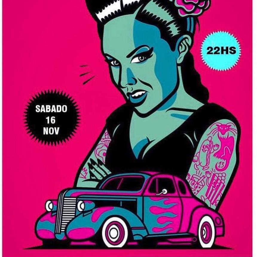 16/11 - Conducta CERO / Club de Gallos