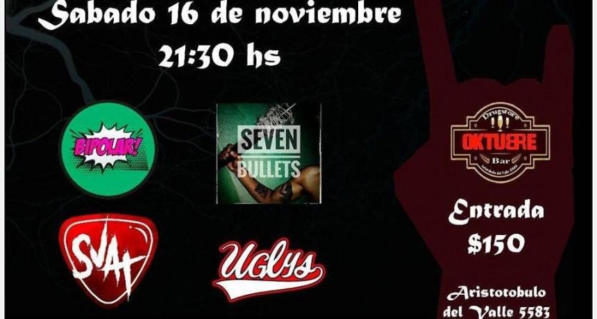 16/11 - Oktubre Rock Live!