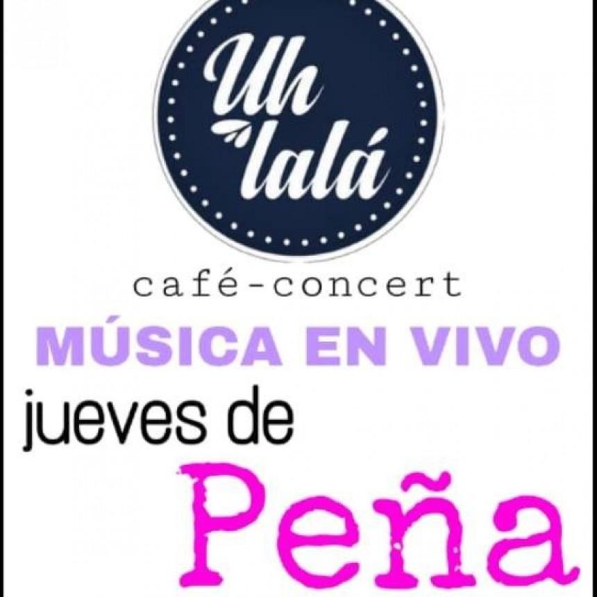 14/11 - Peña de Nico Barrios pa' bailar y cantar