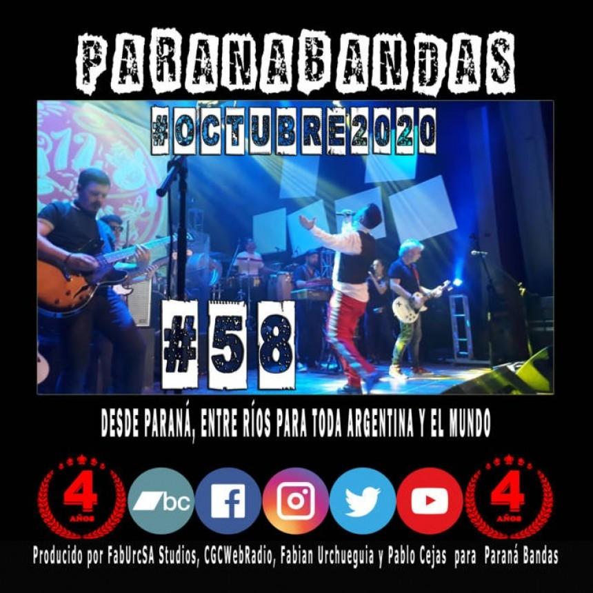 YA SALIÓ PARANA BANDAS #58