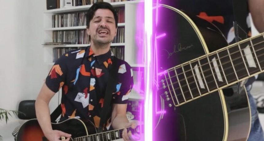 """Se estrena """"Peces"""" el nuevo video de  Chino Mansutti y Los Cronopios"""