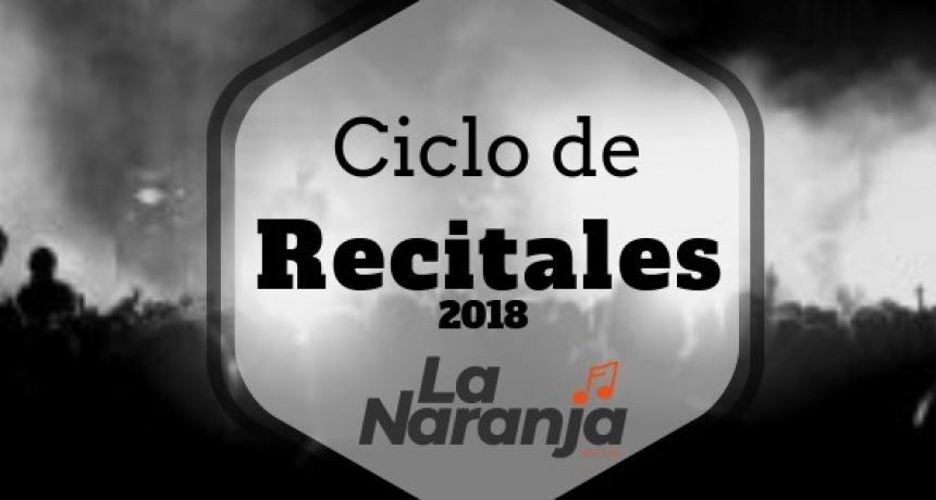 7/12 - Ciclo De Recitales 2018