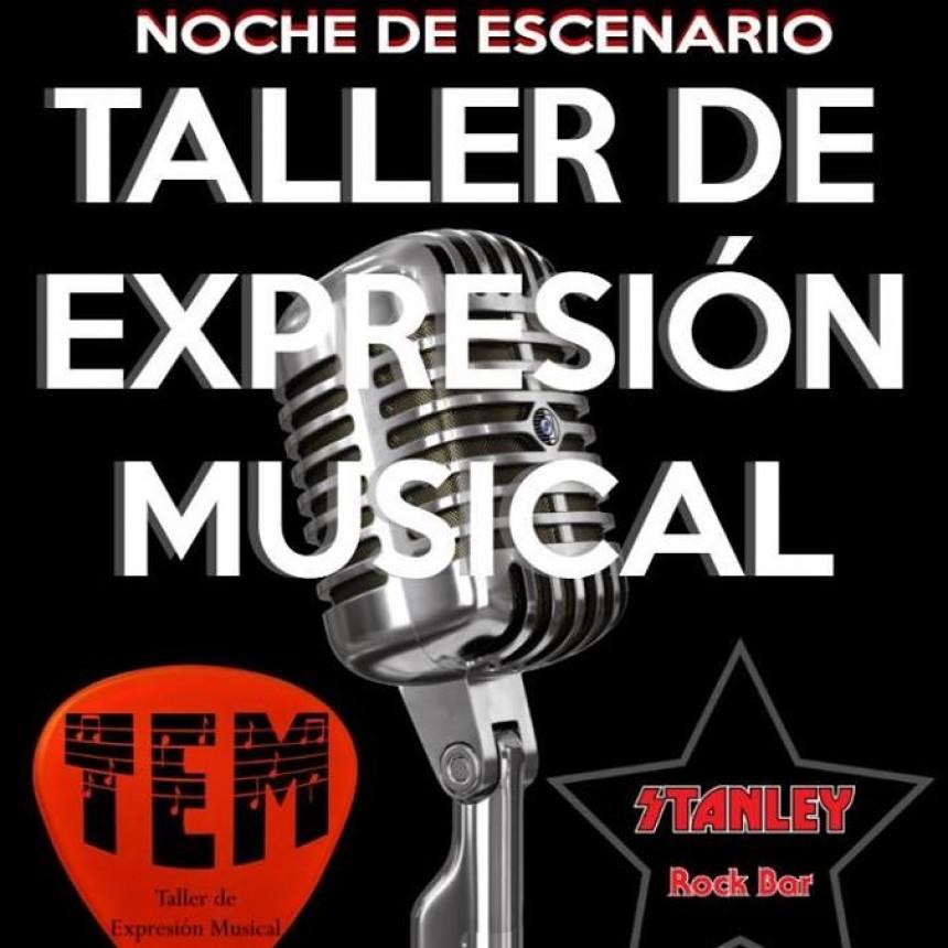 4/12 - ✰ Noche De Escenario ✰ Taller De Expresión Musical ✰