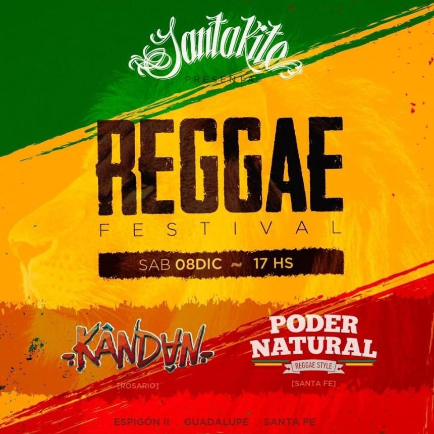 8/12 - Reggae En La PLAYA