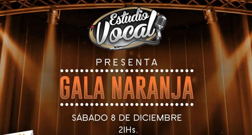 8/12 - Noche de Gala Naranja de Estudio Vocal